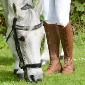 Woof Wear Marvao Riding Boot - Chocolate - Woof Wear