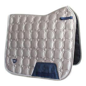 Woof Wear Vision Dressage Saddle Pad - Champagne