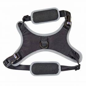 Weatherbeeta Elegance Dog Harness-Black-Extra Small Clearance