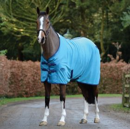 WeatherBeeta Fleece Cooler Standard Neck - Sea Blue