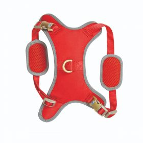 Weatherbeeta Elegance Dog Harness-Red-S/M Clearance - WeatherBeeta