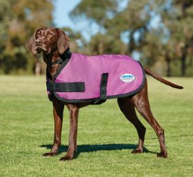 Weatherbeeta Comfitec Classic Parka Dog Coat - Pink