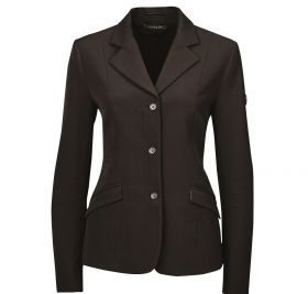Dublin Casey Childs Tailored Show Jacket-Black-10 Years Clearance - Dublin
