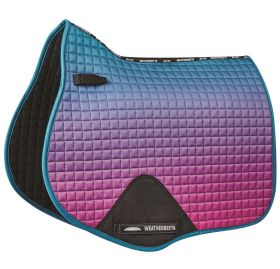 Weatherbeeta Prime Ombre All Purpose Saddlepad - Midnight Aurora