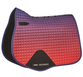 Weatherbeeta Prime Ombre All Purpose Saddlepad - Stormy Sky