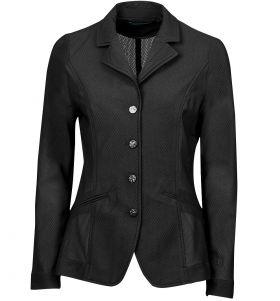 Dublin Hanna Mesh Tailored Show Jacket II - Black