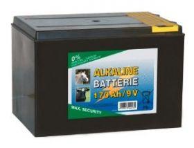 Corral Alkaline Dry Battery 170Ah 9V