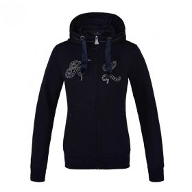 Kingsland KLulrika Ladies Sweat Jacket - Navy
