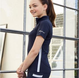 Kingsland KLfreya Ladies Training Shirt - Navy - Kingsland