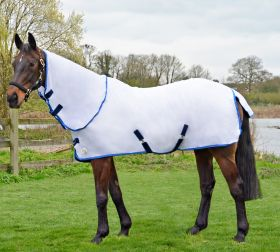 Hy Guard Signature Combo Fly Rug with Detachable neck