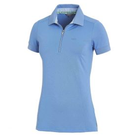 Schockemohle Fiona Style Ladies Polo Shirt - Sapphire
