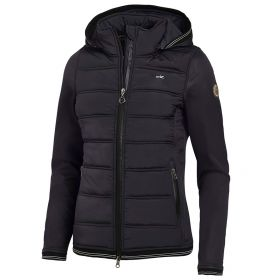 Schockemohle Sarah Style Ladies Quilted Jacket - Blue Nights