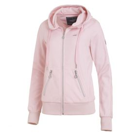 Schockemohle Candy Style Ladies Hoodie - Dusty Rose