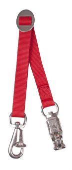 Harlequin Trailer Tie Red