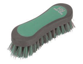 HySHINE Active Groom Face Brush Spearmint - HY