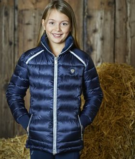 Covalliero Childs Quilted Jacket