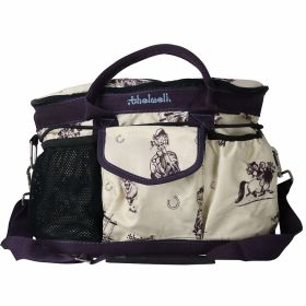Hy Equestrian Thelwell Collection Country Grooming Bag - HY