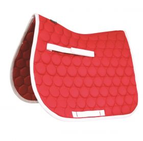 Hy Equestrian Christmas Saddle Pad