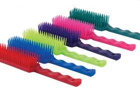 Harlequin Tangle Wrangler Brush - Assorted Colours