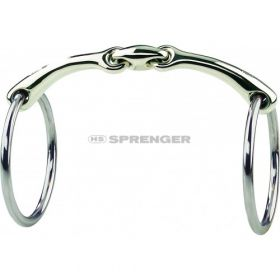 Sprenger Dynamic RS Bradoon Bit 55mm Ring