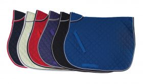 Rhinegold Velvet Saddle Cloth