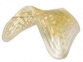 Acavallo Gel Front Riser  Clear