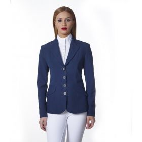 Just Togs Elegance Show Jacket Ladies  Navy