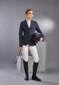 Just Togs Belgravia Ladies Show Jacket Navy