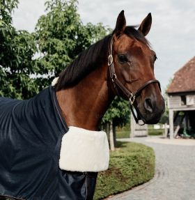 Kentucky Horse Bib Chest Protection - Natural