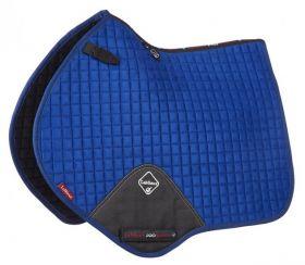 LeMieux ProSport Suede Close Contact Square Benetton Blue