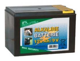 Corral Alkaline Dry Battery 120Ah 9V