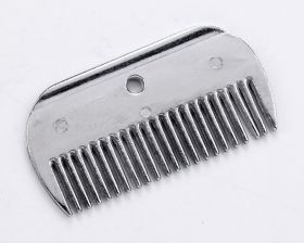 Lincoln Mane Comb - Aluminium