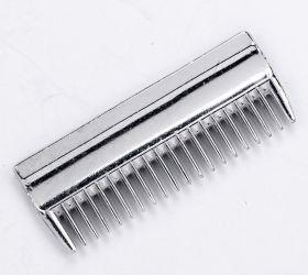 Lincoln Tail Comb - Aluminium