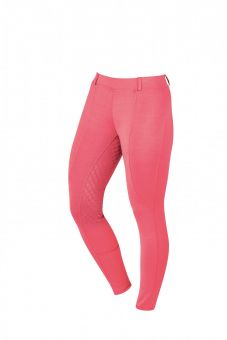 Dublin Performance Cool-It Gel Riding Tights Pink - Summer Sale