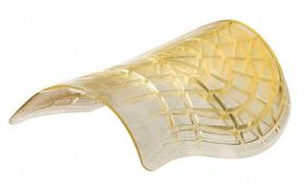 Acavallo Gel Rear Riser  Clear