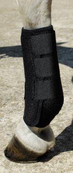 Rhinegold Sports Medicine Boots Black - Rhinegold