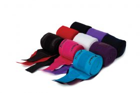 Rhinegold Knitted Travel/Stable Bandages - 4 Pack
