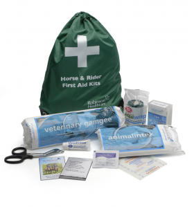 Robinson First Aid Kit for Horse and Rider - Robinsons Animal Health