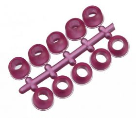 LeMieux Easy Stud Plugz 60pk Pink