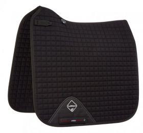 LeMieux ProSport Plain Dressage Square - D-Ring Black