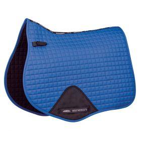 Weatherbeeta Prime All Purpose SaddlePad Royal Blue