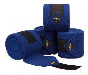LeMieux Luxury Polo Bandages - Set of Four Benetton Blue