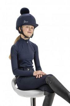 LeMieux Young Rider Base Layer - Indigo