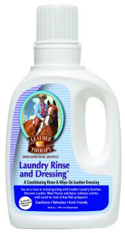 Absorbine Leather Therapy Leather Laundry Rinse & Dressing 591ml