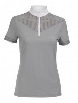 LeMieux Adrina Show Shirt  Grey