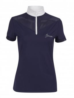 LeMieux Adrina Show Shirt  Navy