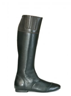 Tuffa Aintree Leather Race Boots-38 - UK 5