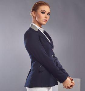 Just Togs Allure Ladies Show Jacket Navy