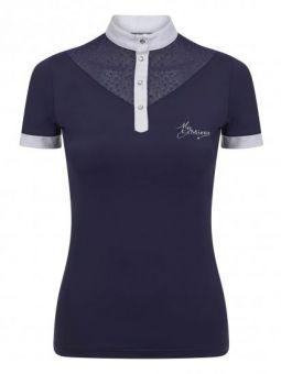 LeMieux Amelie Show Shirt - Navy