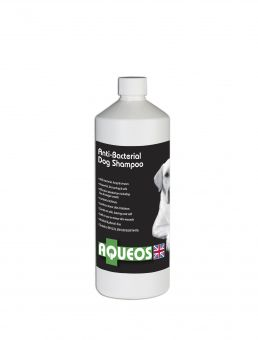 Aqueos Anti-Bacterial/Anti-Itch Dog Shampoo